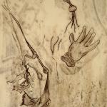 10-Life-cycle-1-Julie-Wyness-printmaking-monoprint